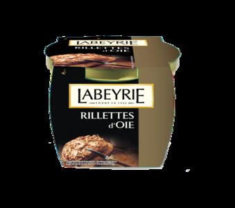 Labeyrie Rillettes d'Oie / Ganzen Rillette 170 gram